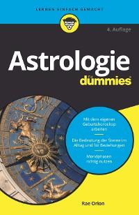Cover Astrologie für Dummies