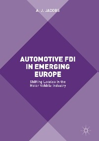 Cover Automotive FDI in Emerging Europe