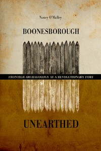 Cover Boonesborough Unearthed