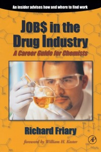 Cover Job$ in the Drug Indu$try