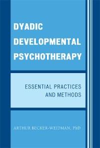 Cover Dyadic Developmental Psychotherapy