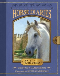 Cover Horse Diaries #14: Calvino