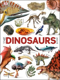 Cover The Dinosaurs Book
