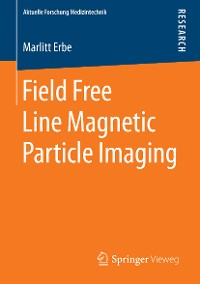 Cover Field Free Line Magnetic Particle Imaging
