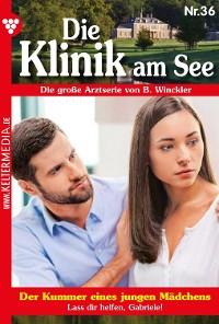Cover Die Klinik am See 36 – Arztroman