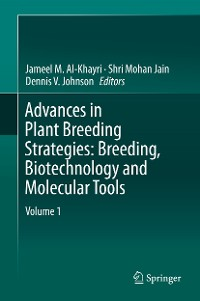 Cover Advances in Plant Breeding Strategies: Breeding, Biotechnology and Molecular Tools