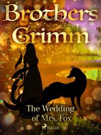 Cover Wedding of Mrs. Fox