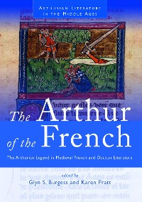 Cover The Arthur of the French