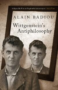 Cover Wittgenstein's Antiphilosophy