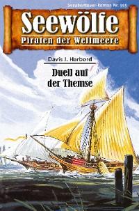Cover Seewölfe - Piraten der Weltmeere 595