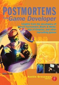 Cover Postmortems from Game Developer