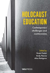 Cover Holocaust Education