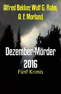 Cover Dezember-Mörder 2016
