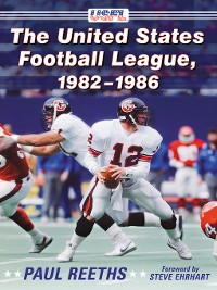 Cover The United States Football League, 1982-1986