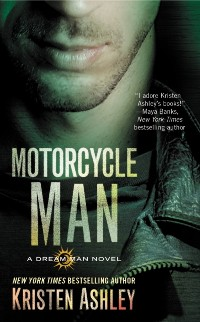 Cover Motorcycle Man
