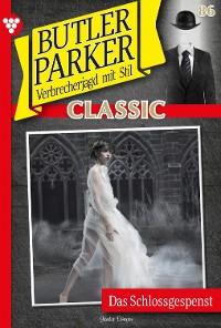 Cover Butler Parker Classic 86 – Kriminalroman