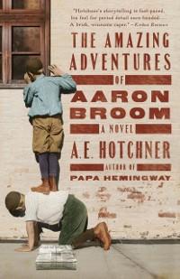 Cover Amazing Adventures of Aaron Broom