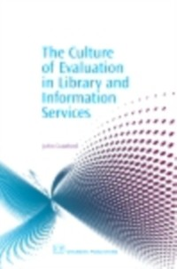 Cover Culture of Evaluation in Library and Information Services