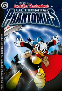 Cover Lustiges Taschenbuch Ultimate Phantomias 24