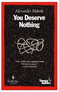 Cover You Deserve Nothing