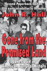 Cover Gone from the Promised Land