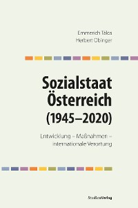 Cover Sozialstaat Österreich (1945–2020)