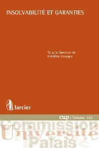 Cover Insolvabilité et garanties