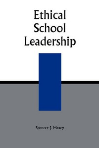 Cover Ethical School Leadership