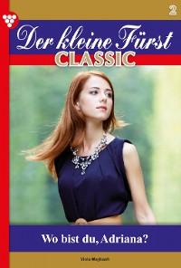 Cover Der kleine Fürst Classic 2 – Adelsroman