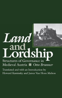 Cover Land and Lordship