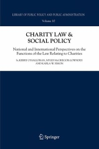 Cover Charity Law & Social Policy