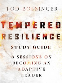 Cover Tempered Resilience Study Guide