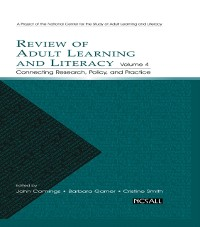 Cover Review of Adult Learning and Literacy, Volume 4