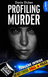 Cover Profiling Murder - Fall 6