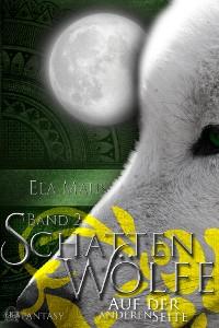 Cover Schattenwölfe II