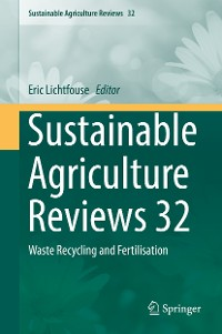 Cover Sustainable Agriculture Reviews 32