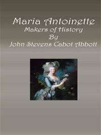 Cover Maria Antoinette