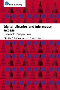 Cover Digital Libraries and Information Access