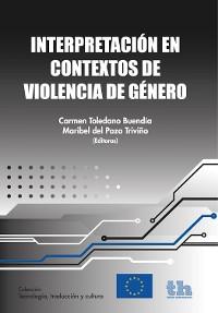 Cover Interpretación en contextos de violencia de género