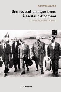 Cover Une révolution algérienne à hauteur d'homme