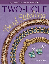 Cover Two-Hole Bead Stitching