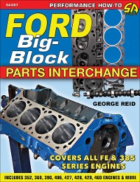 Cover Ford Big-Block Parts Interchange
