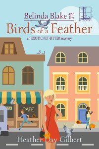 Cover Belinda Blake and the Birds of a Feather