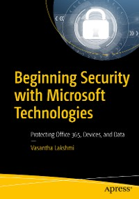 Cover Beginning Security with Microsoft Technologies