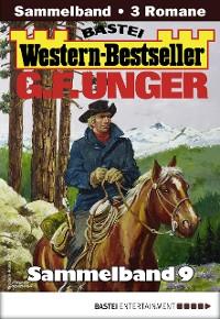 Cover G. F. Unger Western-Bestseller Sammelband 9