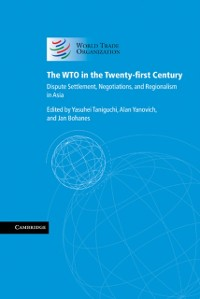Cover WTO in the Twenty-first Century