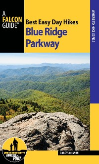 Cover Best Easy Day Hikes Blue Ridge Parkway