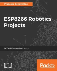 Cover ESP8266 Robotics Projects