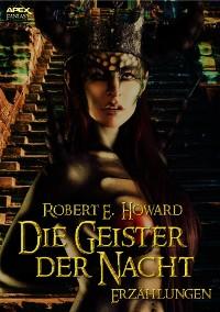 Cover DIE GEISTER DER NACHT