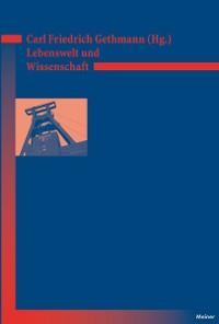 Cover Lebenswelt und Wissenschaft